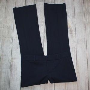 BANANA REPUBLIC Size 0 Blue Dress Pants MARTIN